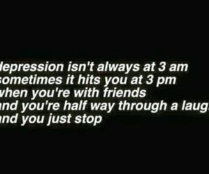 alone, broken, and depression image
