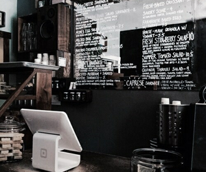 aesthetic, coffee theme, and coffee image