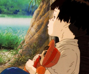 grave of the fireflies image