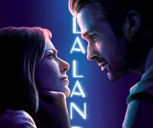 la la land, emma stone, and art image