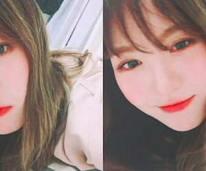 korean, main vocalist, and wendy son image
