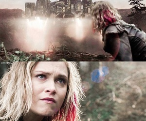 the 100, season 4 finale, and clarke griffin image
