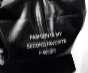 fashion, mood, and words image