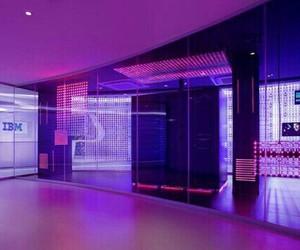 glow, purple, and aesthetic image