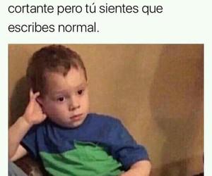 frases, español, and meme image