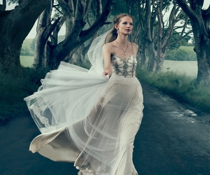 fashion, wedding gown, and wedding image