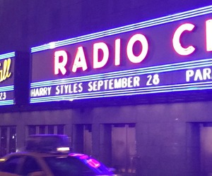 neon, radio, and styles image