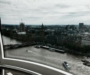 london, londoneye, and greatbritain image