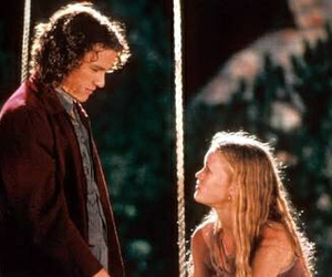 heathledger, love couple, and 10thingsihateaboutyou image