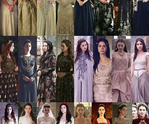 reign and queen mary stuart image