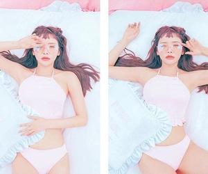 asian, bikini, and body image