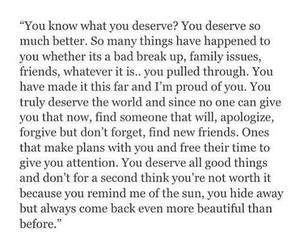 positivity, sad, and sadness image