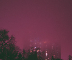 city, dark, and grunge image