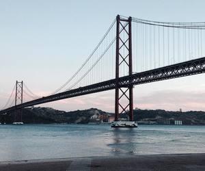 blue, bridge, and city image