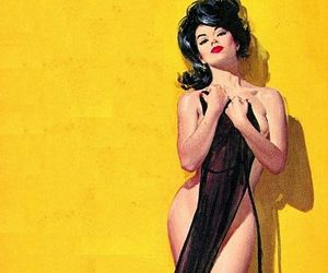 vintage, Pin Up, and sexy image