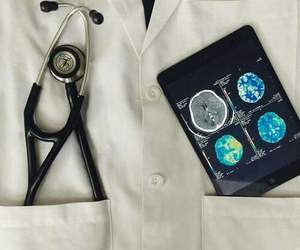 doctor, medicine, and love image