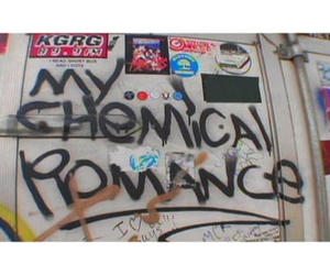 mcr, my chemical romance, and old image