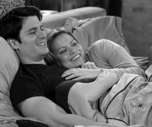 one tree hill, couple, and naley image