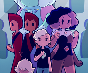 lars, rhodonite, and padparadscha image
