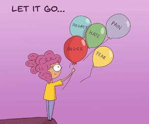anger, fear, and let it go image