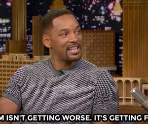 film, will smith, and woke image