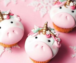 cupcakes, delicious, and ❤ image