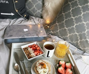 beautiful, breakfast, and room image