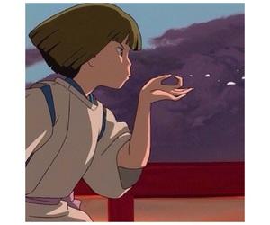spirited away, anime, and haku image