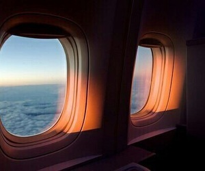 planes, wanderlust, and traveling image