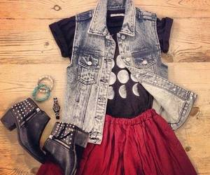 outfit and love image