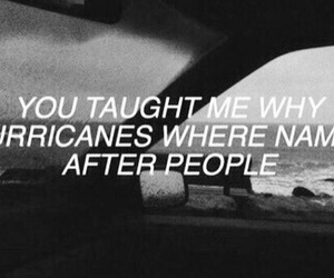 hurricane and quotes image