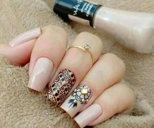 nail art, uñas, and nails image