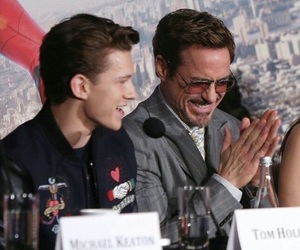 actor, Avengers, and homecoming image