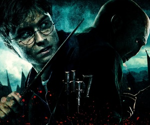 harry potter, tom riddle, and magic image