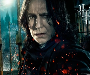 severus snape and harry potter image