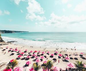 bali, beach, and paradise image