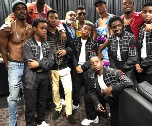 new edition and keith powers image