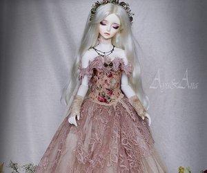art, dolls, and art dolls image