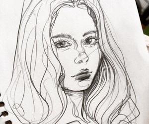 tumblr and çizim image