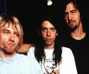 dave grohl, music, and grunge image