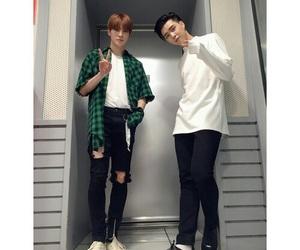 johnny, jaehyun, and seo youngho image