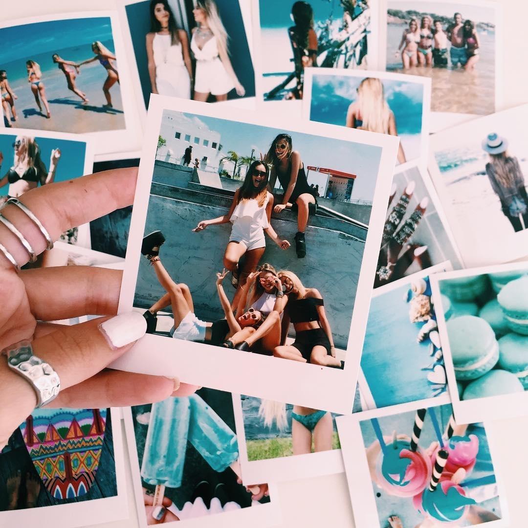 Polaroid super colour swinger ii