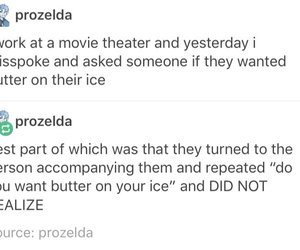 cinema, funny, and tumblr post image