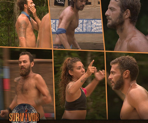 survivor, Greece, and 6 players left image