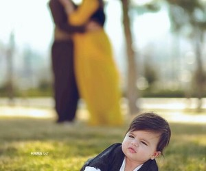 cute baby, family, and photography image