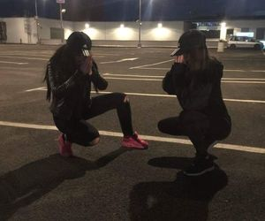 girl, lizzi mcdiarmid, and adidas image