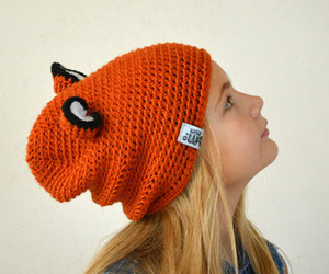 animals, etsy, and winter hat image