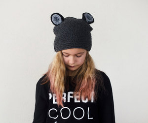 animal ears, cool, and etsy image