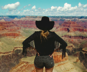 black, canyon, and explore image