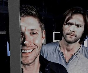supernatural, jared, and jared padalecki image